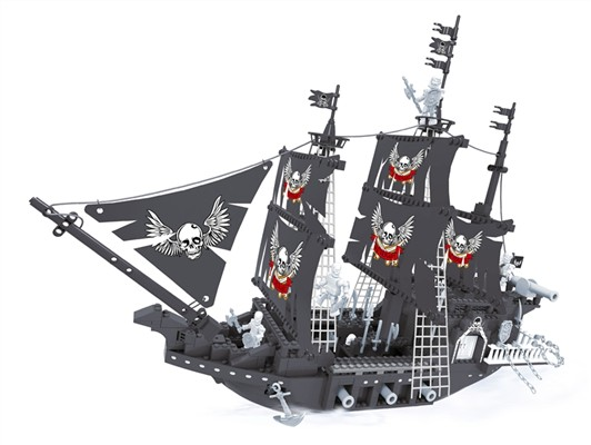 Pirates (714pcs)