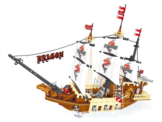 Pirates (692pcs)
