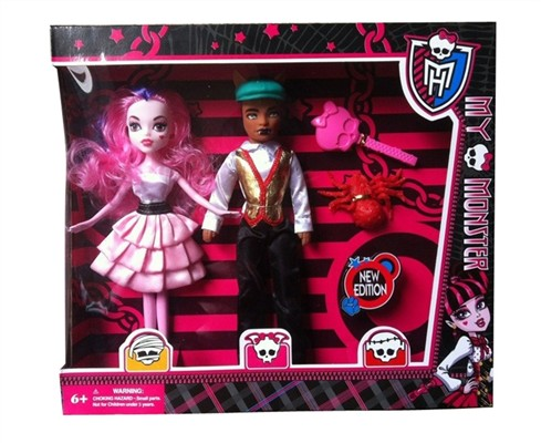 9 inch zombies Barbie