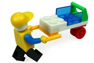 Lego block Toy(16pcs)