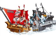 Pirates (1417pcs)