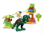The Music Jurassic dinosaur building blocks (32pcs)