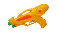 Solid color dual-nozzle water gun