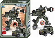 2-one military building blocks (137pcs)
