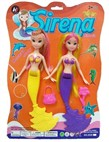 9-inch double-mermaid + package decoration