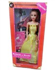 11.5-inch solid body Barbie