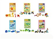 3D building blocks (185pcs)