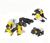 Eagles (185pcs)